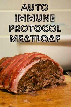 autoimmune protocol meatloaf   Comfort Bites