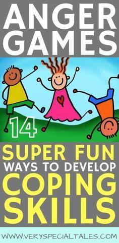 Fun Anger Management for Kids: Anger games are a great resource to help kids develop coping skills and emotional self-regulation. This anger management activities can be used at home, at school or as anger group therapy activities. Kids And Parenting, Parenting Hacks, Parenting Plan, Parenting Classes, Natural Parenting, Group Therapy Activities, Family Activities, Kids Therapy, Therapy Ideas