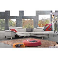 Valter ülőgarnitúra - rendelhető opció: elektromos relax funkció