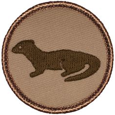 Hey, I found this really awesome Etsy listing at https://www.etsy.com/listing/512702339/otter-patch-736-2-inch-diameter