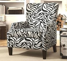 Check out the Coaster Furniture 902135 Zebra Pattern Accent Chair Yellow Accent Chairs, Apartment Furniture, Home Office Furniture, Bedroom Chair, Bedroom Furniture, Bed Room, Master Bedroom, Furniture Styles, Furniture