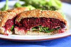 Plant Veggie Burgers