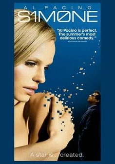 Simone is a computer generated beautiful woman who becomes a sensational hit but the man who made her, Al Pacino, wants to control her to do more. The premise of this movie is interesting, would technology overtake the talents in the future? While Pacino is pretty good, the movie falls a bit flat. It's not about the effects used in the film, it features outdated technology for the time when it was made, but mostly the storyline falls flat. It is an intriguing movie though.
