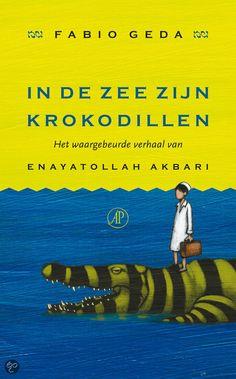 bol.com | In de zee zijn krokodillen, Fabio Geda | 9789029573573 | Boeken