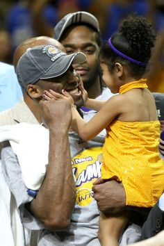 Kobe And Gianna Gigi Bryant Pictures Over The Years Kobe Bryant Family, Kobe Bryant 24, Bryant Lakers, Country Girl Quotes, Country Girls, Southern Quotes, Nba Players, Basketball Players, Basketball Stuff