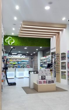 Pharmacy lighting and design | City Lighting Products | Commercial Lighting | www.facebook.com/CityLightingProducts