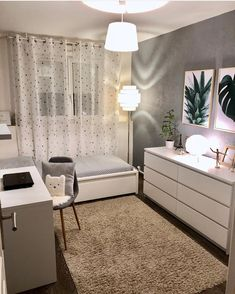 [New] The 10 Best Bedrooms (in the World) Grey Furniture, Furniture Design, Vintage Shabby Chic, Modern Decor, Bedroom Decor, House Design, Interior Design, House Styles, Quartos
