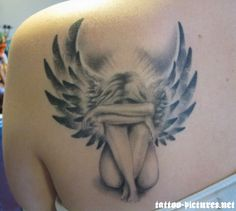 Angel Tattoos | Angel Tattoo - Tattoo Pictures Gallery