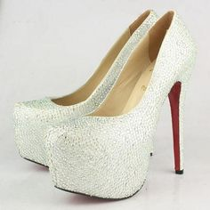 Christian Louboutin---here they are!! my present to myself!