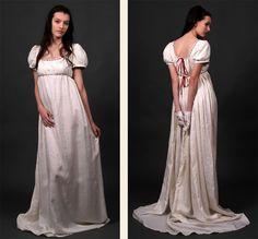 f17aa897fce Die 11 besten Bilder von Regency wedding dress