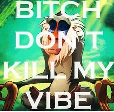 Rafiki :) lion king is awesomees