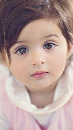 pretty baby face
