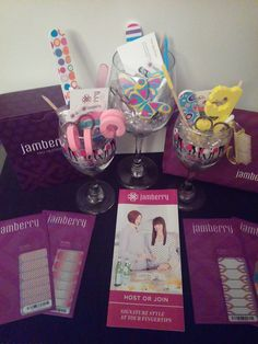 Jamberry Home Party set-up including door prizes. Jamberry Games, Jamberry Party, Jamberry Nail Wraps, Fun Nails, Pretty Nails, Jamberry Business, Jamberry Consultant, Door Prizes, Hand Care