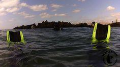 Tauchen Lanzarote - Playa Chica - Kurz vorm Untergang