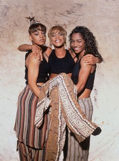 TLC on trend a decade later