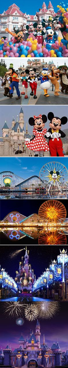 Disneyland - It's a Disney World
