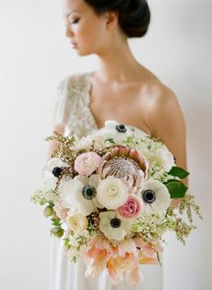 Romantic Texture-Inspired WeddingPosted on June 4, 2013  by  jessicaRomantic Texture-Inspired Wedding