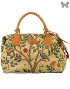 Barbour Ladies' Morris Print Explorer Bag – Kelmscott | Country Attire