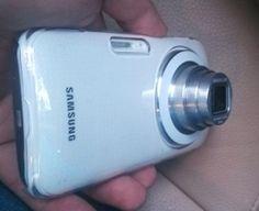 Reveladas imagens do Samsung Galaxy K