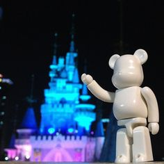 Good Bye Lotte World! I'll see you again one day... ^^ [ #WindKoh #WK #Instagram #Snaplay #Toy #Bearbrick #iPhone #Travel #Korea #Seoul #Lotte #LotteWorld ]