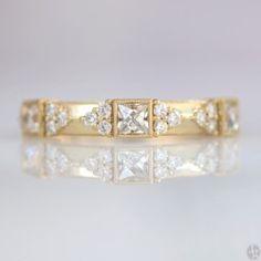 Cordelia Wedding Band Ring