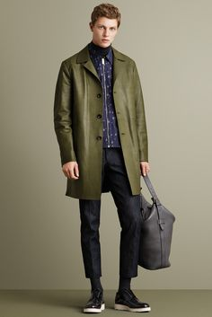 Bally Fall 2015 Menswear - Collection - Gallery - Style.com