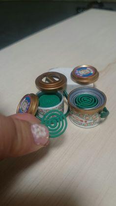 【蚊取り線香】miniature