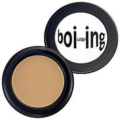 """This stuff is marketed as """"industrial-strength concealer"""" and that is no exaggeration. It can cover up ANYTHING!"""