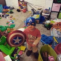#captainamerica here to save the day