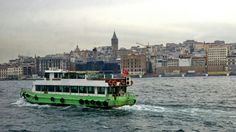 Galata Tower Scenery