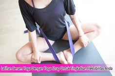 Latihan Senam Yoga Dengan Yoga Strap Untuk Tingkatkan Fleksibilitas Anda #yogaindonesia #yoga #tipsyoga