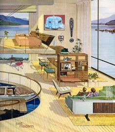 This is so cool! #lakehouse #vintage