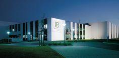 Немецкое качество, завод в Германии, город Ален