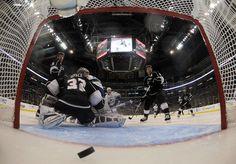 Matt Greene Photo - Vancouver Canucks v Los Angeles Kings - Game Four