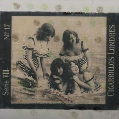 Four Girls Celebrate by Roberta Rose