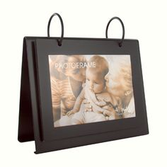 OUT OF STOCK Personalized Black Flip Photo Album Picture Frame on Metal Stand Holds 20 x photos on 10 double sided removabl. Personalized Picture Frames, Personalised Gifts For Him, Personalized Christmas Gifts, Gifts For Father, Mother Day Gifts, Class Reunion Favors, Flip Photo, Anniversary Favors, 6 Photos