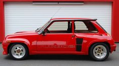 1985 Renault R5 Turbo II – Click above for high-res image galler