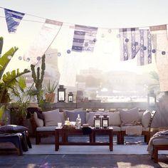 Ikea gartenmöbel lounge  Garten & Terrasse: Ikea für draußen 2016 | Outdoor daybed, Outdoor ...