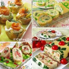 Appetizer ideas for Christmas and New Year 2014 ~ Culorile din farfurie Appetizer Dips, Appetizer Recipes, Holiday Recipes, Great Recipes, Southwestern Egg Rolls, Romanian Food, Romanian Recipes, Crescent Rolls, Foods To Eat