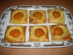 Fotorecept: Marhuľové štvorce s tvarohom - Recept pre každého kuchára, množstvo receptov pre pečenie a varenie. Recepty pre chutný život. Slovenské jedlá a medzinárodná kuchyňa