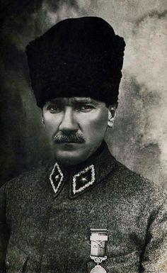 Gazi Mustafa Kemal Paşa    (Erdinç Bakla archive)
