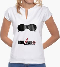 T-shirt animAmante occhiali