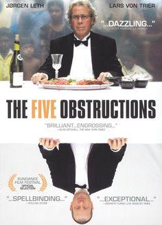 9. The Five Obstructions (Jørgen Leth and Lars von Trier, 2003)