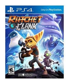 Ratchet & Clank - PlayStation 4 Sony Computer Entertainme https://www.amazon.com.mx/dp/B00Z9LUDX4/ref=fastviralvide-20