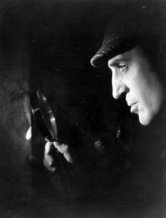 """It has long been an axiom of mine that the little things are infinitely the most important.""   ~ Arthur Conan Doyle, The Memoirs of Sherlock Holmes / Photo: Basil Rathbone"