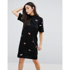 Buy Black Cheap monday Casual dress for woman at best price. Compare Dresses  prices from online stores like Asos - Wossel Global