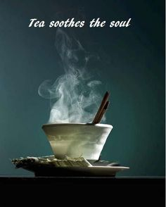 Musing of a witchy writer Tea Time Quotes, Tea Quotes, Coffee World, Tea And Books, Cuppa Tea, Tea Art, My Cup Of Tea, Thats The Way, Tea Cakes
