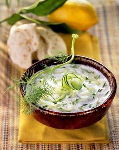 Greek Tzatziki  #yoghurt #salad #veggy #vegan #tuzubiberi