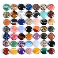 You will receive 24 materials in below ones, no duplicate (a1). Matt Green Banded Agate (a2).Picture Jasper (a3). Black Banded Agate (a4).Dyed Blue Sea sediment jasper (a5). Matt Brown Banded Agate (a6). Dalmatian Jasper (a7). Dyed Orange Sea sediment jasper (b1).Green Rhyolite Jasper (b2).... see more details at https://bestselleroutlets.com/arts-crafts-sewing/beading-jewelry-making/jewelry-making-kits/product-review-for-wholesale-lot-24pcs-multi-color-25mm-gemstone-round-ca