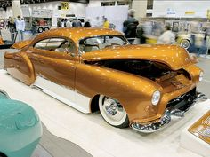 1950 Chevy. That paint looks like glass...